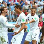 Pháp vào bán kết World Cup sau 12 năm