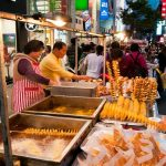 Những con phố ẩm thực nổi tiếng tại Seoul, Hàn Quốc