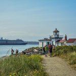 Những tuyến đường đi bộ đơn giản cho người mới bắt đầu từ Seattle