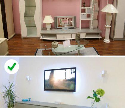 10 ý tưởng thiết kế căn hộ đã lỗi thời